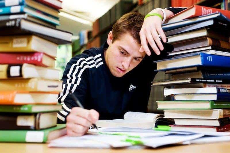 college student stress