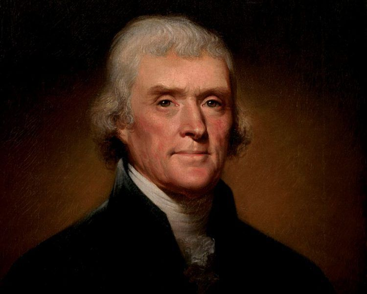Jefferson Quotes | 50 Thomas Jefferson Quotes About Revolution Freedom And Education