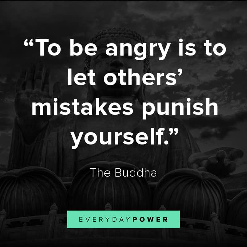 Inspirational Buddha Quotes On Karma, Peace, And Love