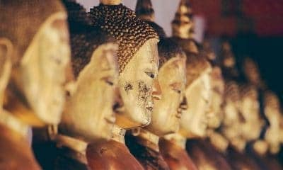 Inspirational Buddha Quotes on Karma and Happiness