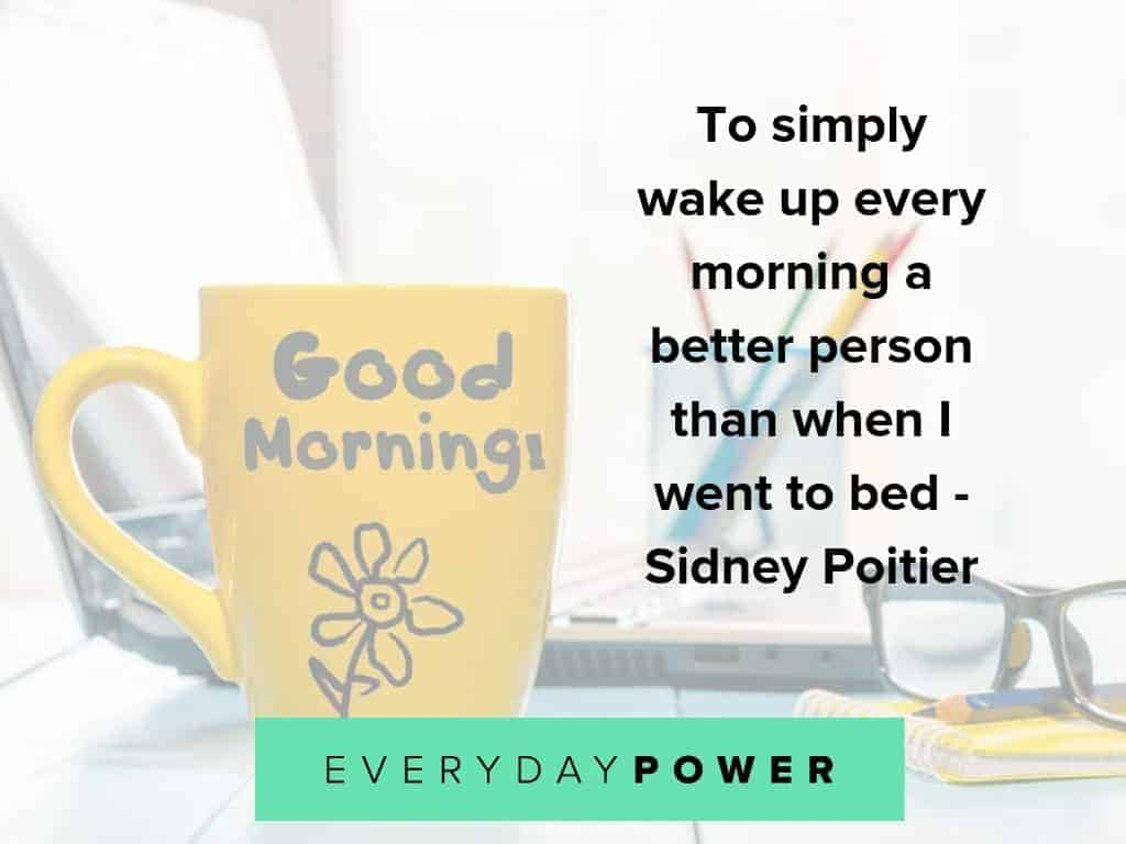 good morning quotes to give you inspiration