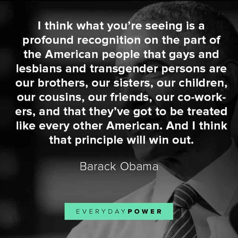 Inspiring Barack Obama quotes on love