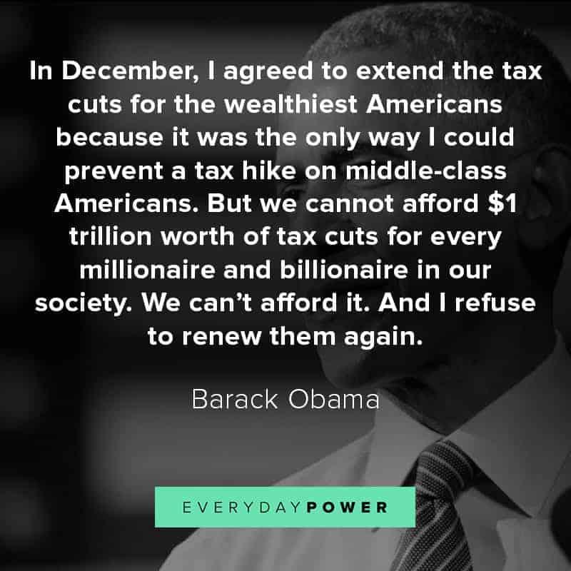 Inspiring Barack Obama quotes on leadership and life