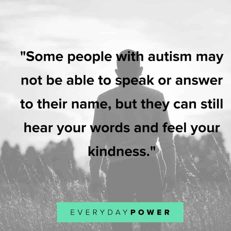 Inspirational Quotes About Positive: 30 Inspirational Aspergers And Autism Quotes