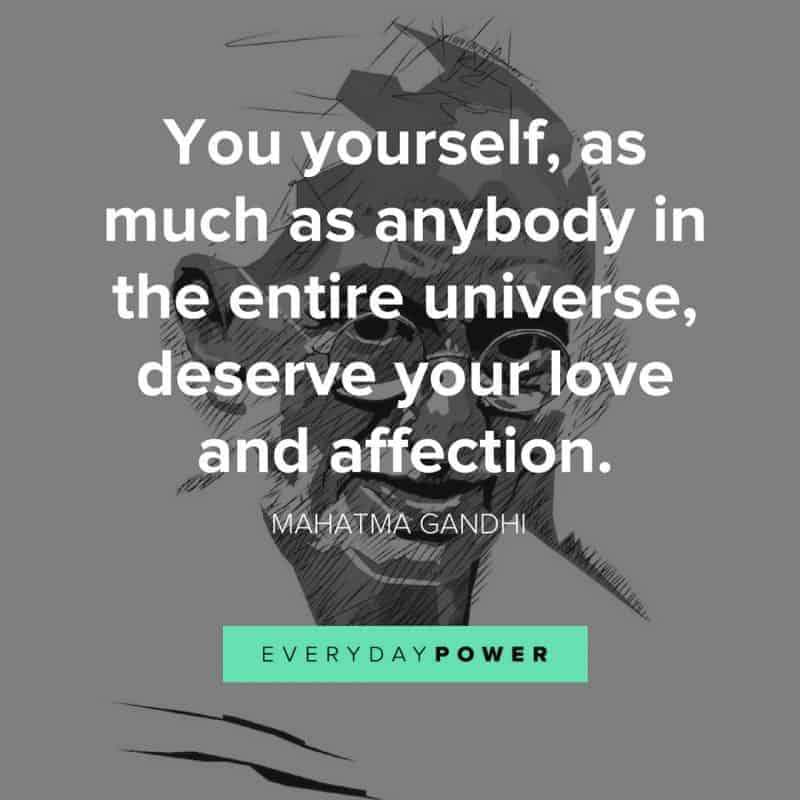 Best MAHATMA GANDHI Quotes About Life
