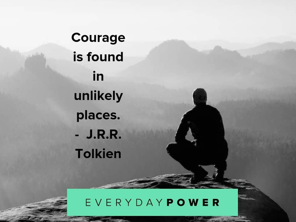 courage quotes on finding it