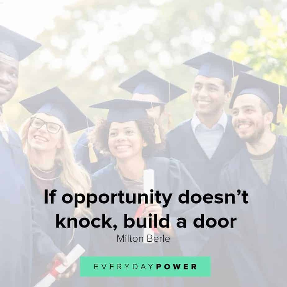 Graduation Quotes about the next chapter in your life