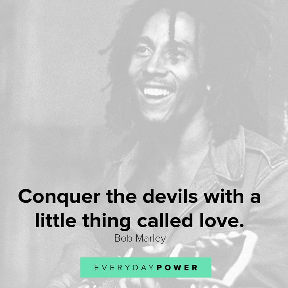 Bob Marley quotes that will change your life