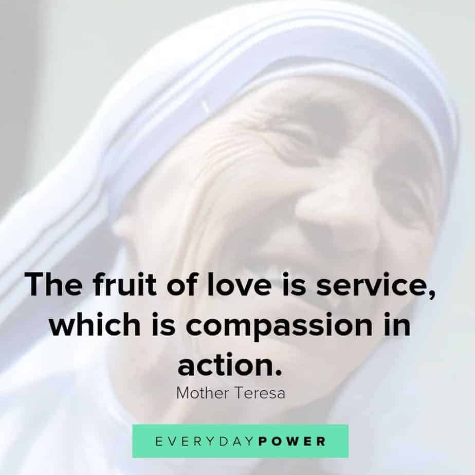 inspirational quotes by mother teresa