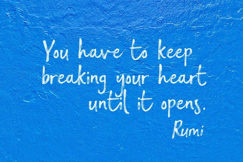 80 Rumi Quotes About Love Life And Light 2019