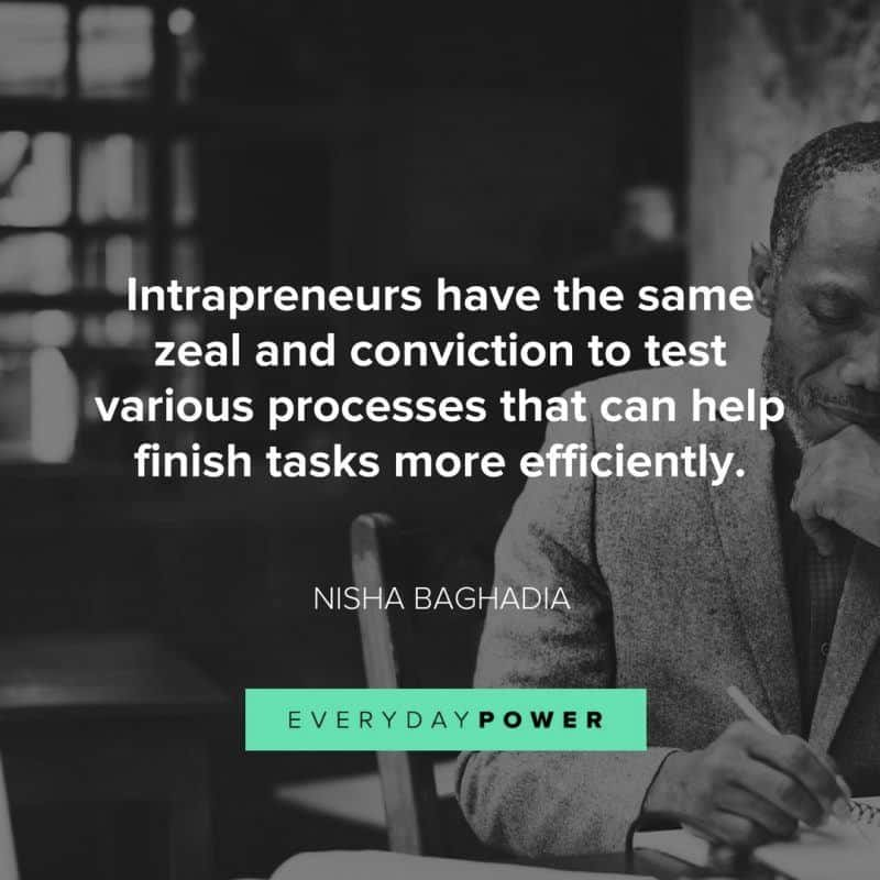 Why you need to be an intrapreneur first