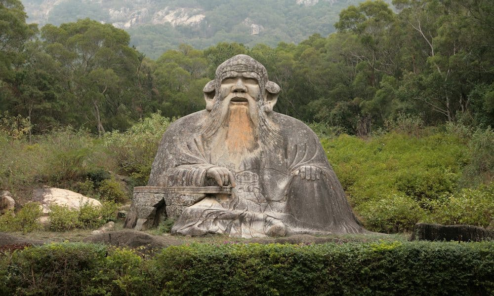 Lao Tzu quotes about life 1