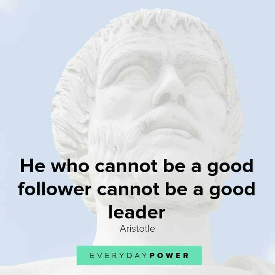 Aristotle Quotes On Goals and Success