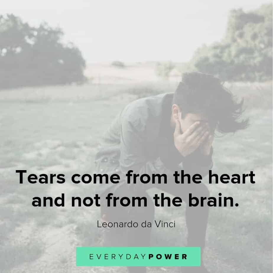 Sad Crying Quotes About Love