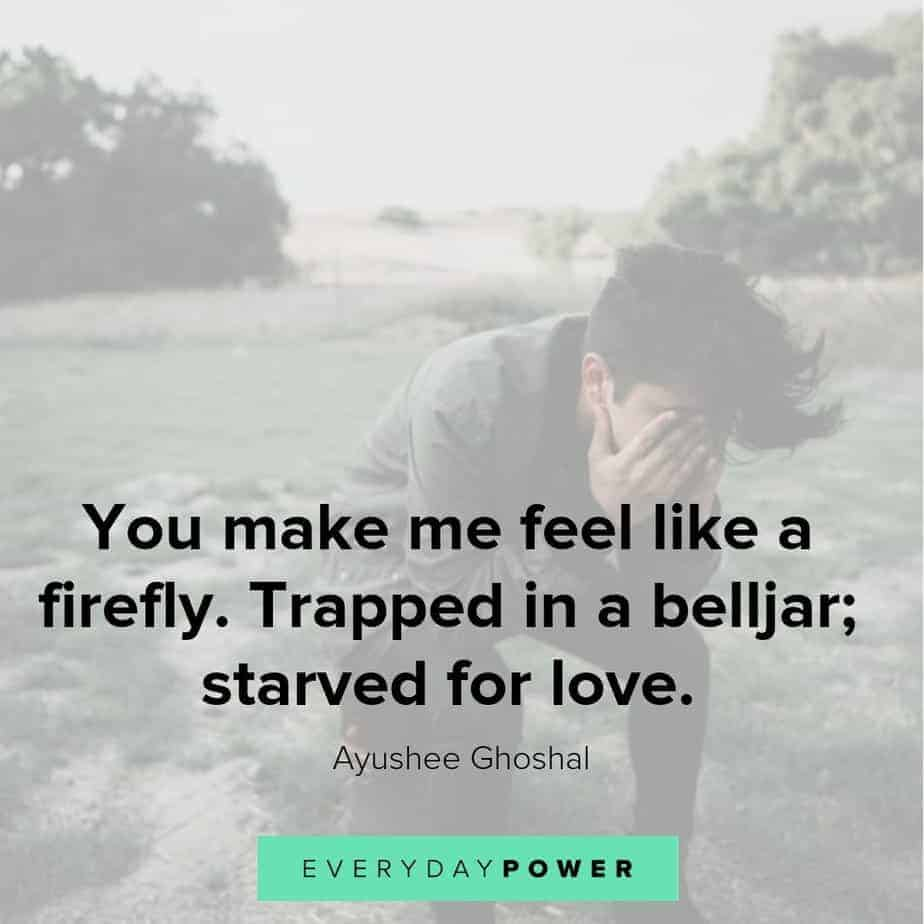 sad love quotes about feelings