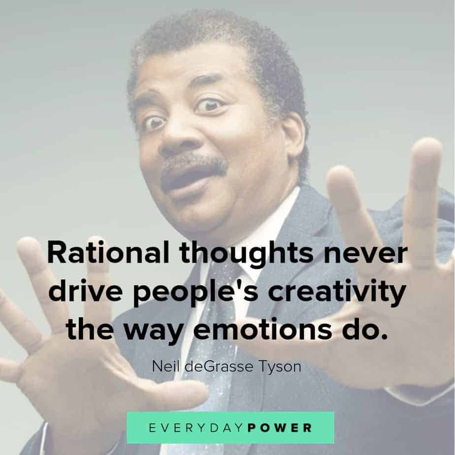 Neil degrasse tyson quotes on rational thoughts
