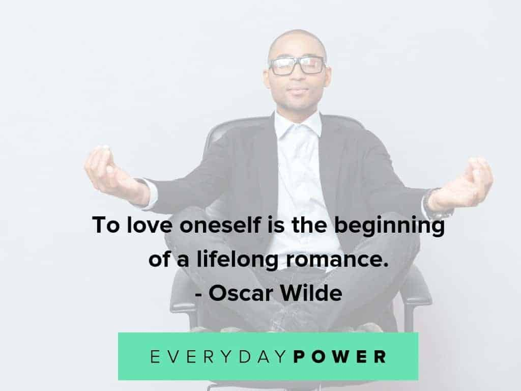 Self Care Quotes about loving yourself