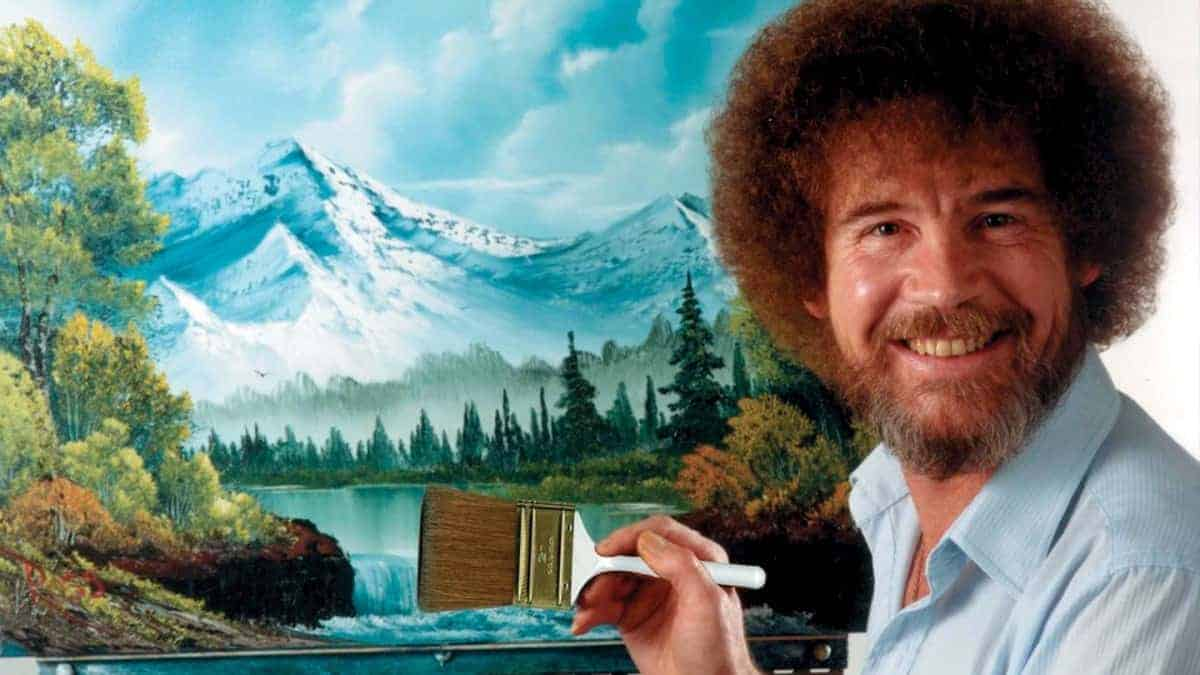 50 Bob Ross Quotes On Art And Life 2019