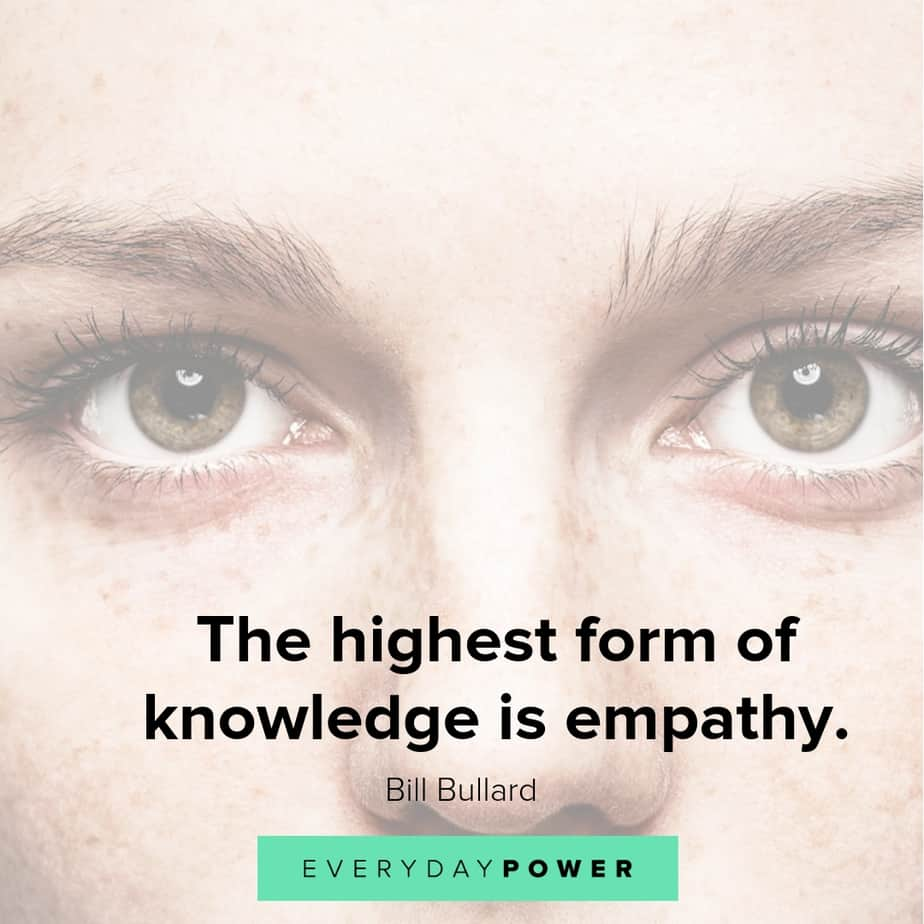 empathy quotes on knowledge