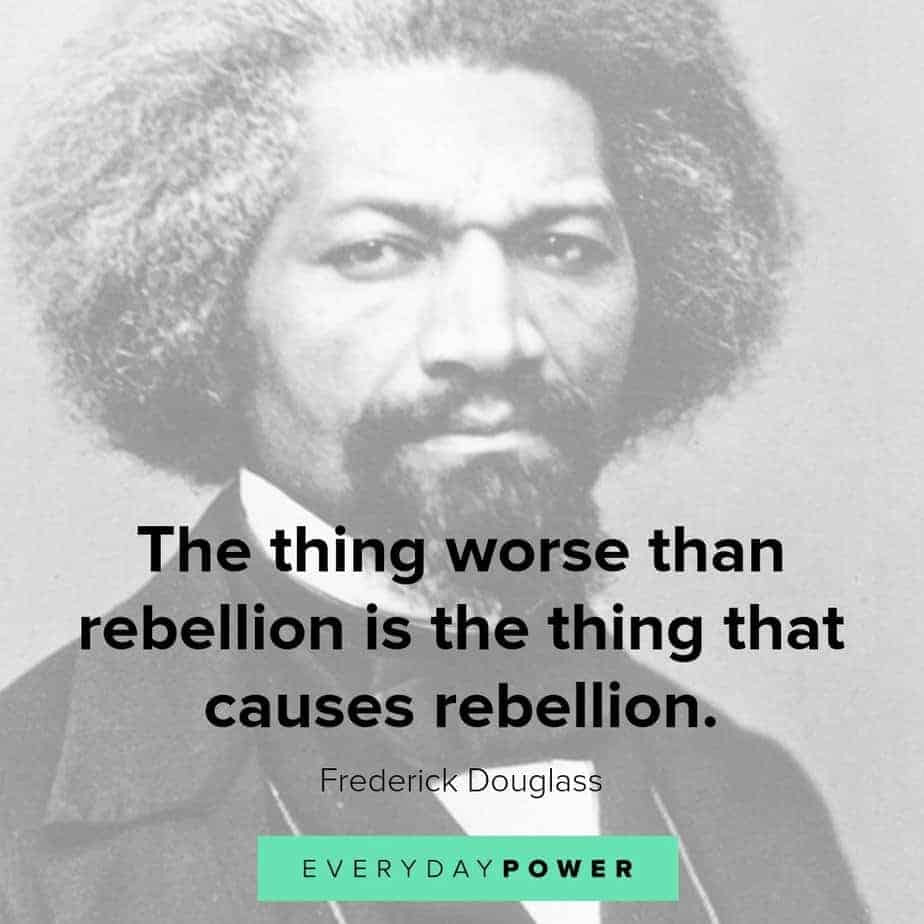 frederick douglass quotes about life