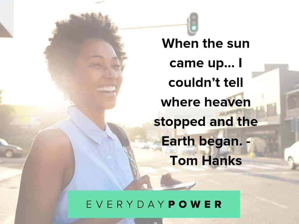 good morning texts for her about heaven and earth