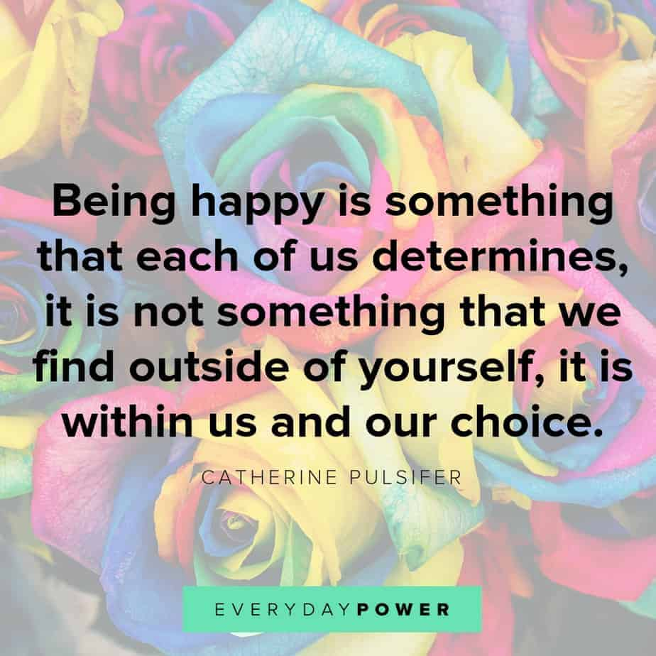happiness quotes on life