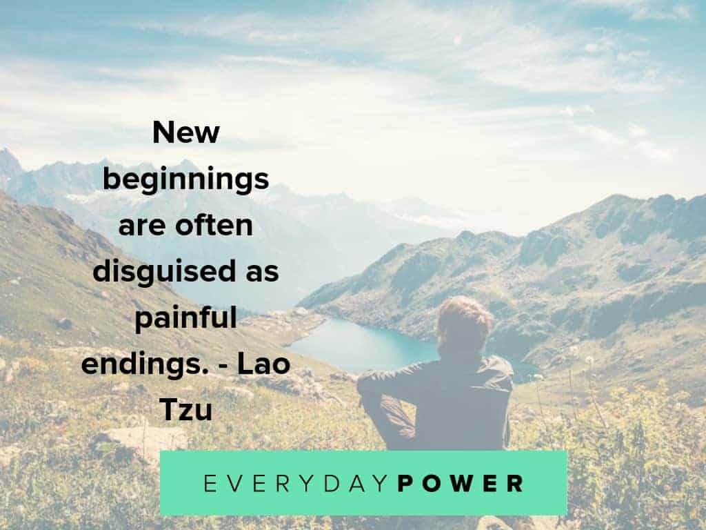 new beginnings quotes about life