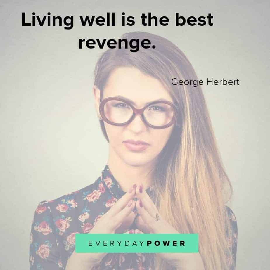 revenge quotes on being the best