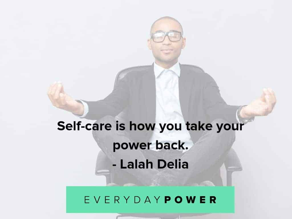 self care quotes to inspire you