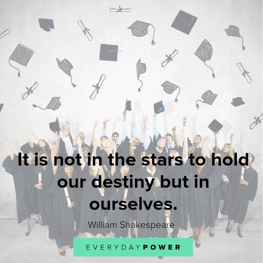 50 Best Senior Year Quotes For Graduation And The Yearbook 2019