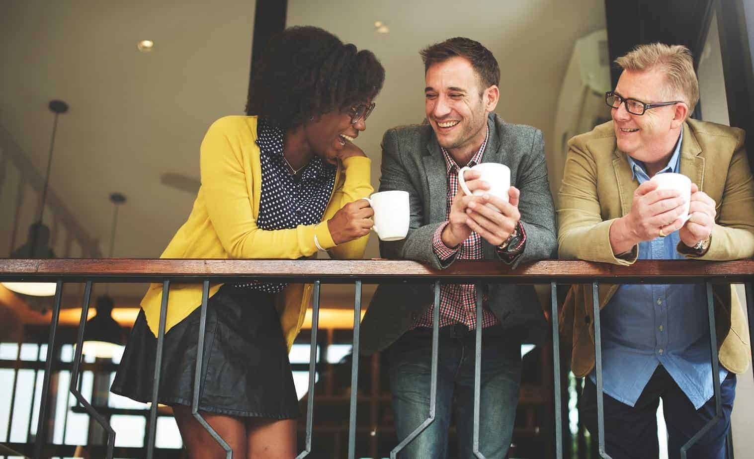 How To Be More Confident When Talking To People