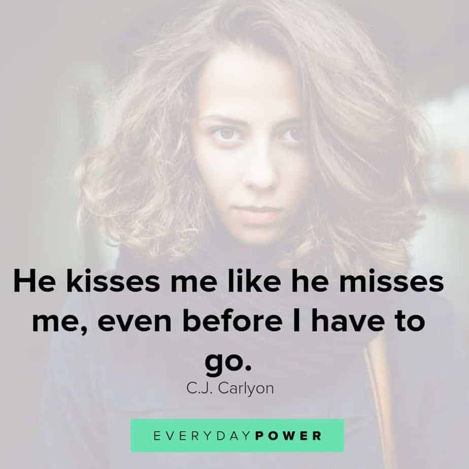 Beautiful missing someone quotes