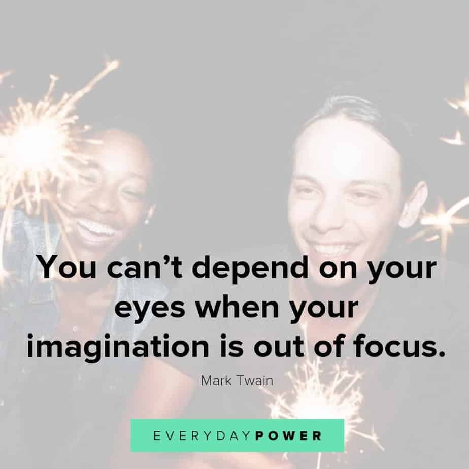deep quotes about imagination
