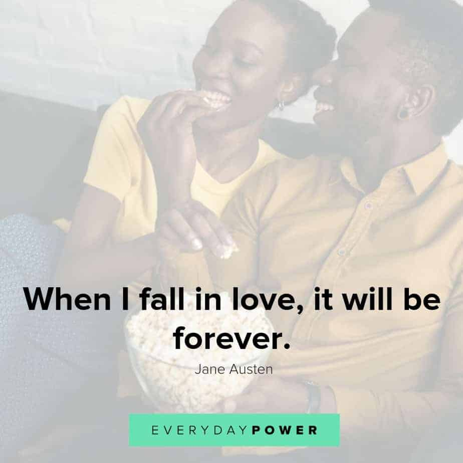 falling in love quotes forever