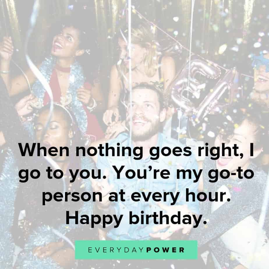 75 Happy Birthday Quotes & Wishes For A Best Friend (2019