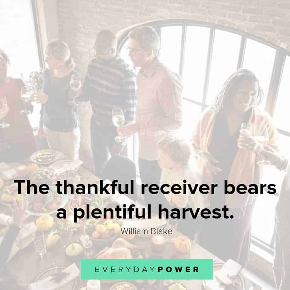 happy thanksgiving quotes about being grateful