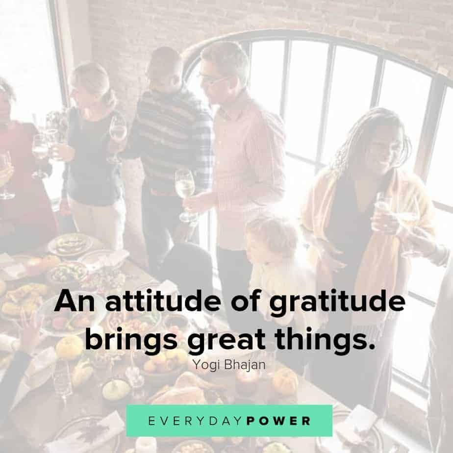 inspirational thanksgiving quotes to reflect upon