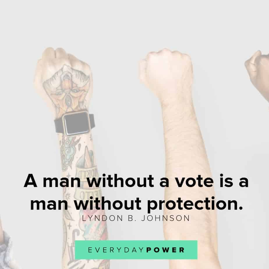 quotes about voting and what it means