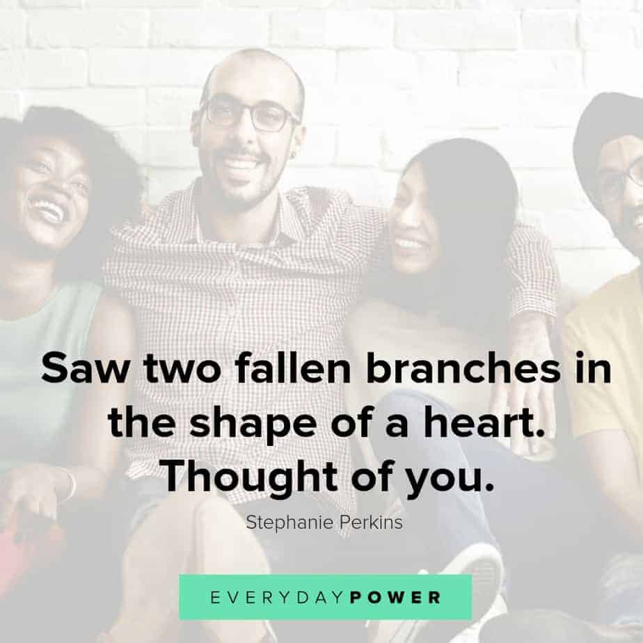 50 Thinking Of You Quotes For People You Love Everyday Power
