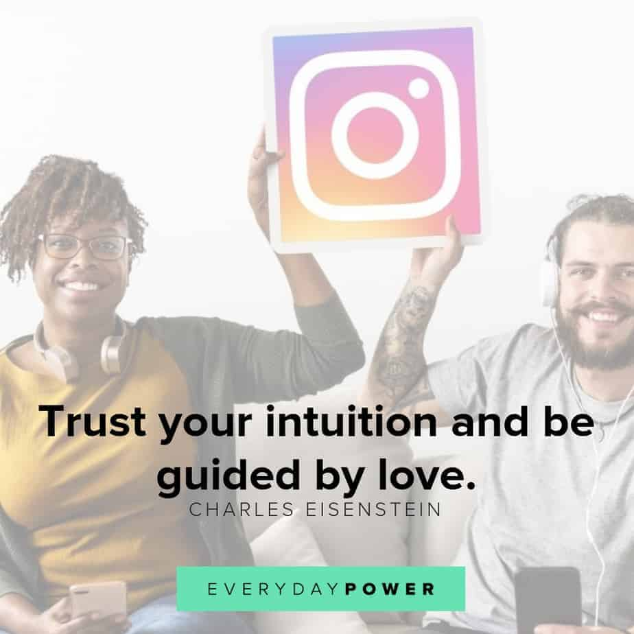 quotes for instagram about trust