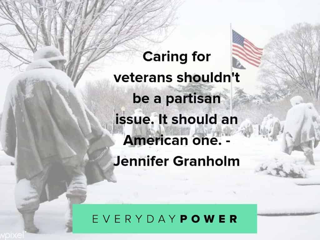 veterans day quotes to salute them
