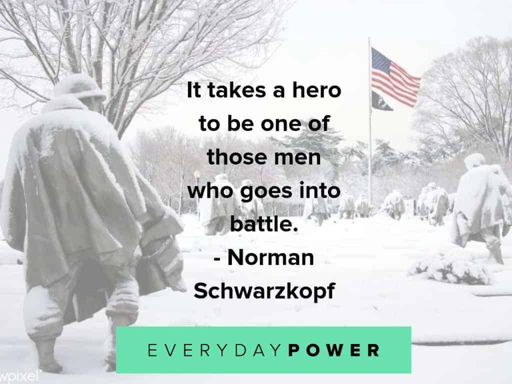 Image of: Messages Veterans Day Quotes To Say Thank You Everyday Power 50 Veterans Day Quotes To Honor Our Heroes Everyday Power