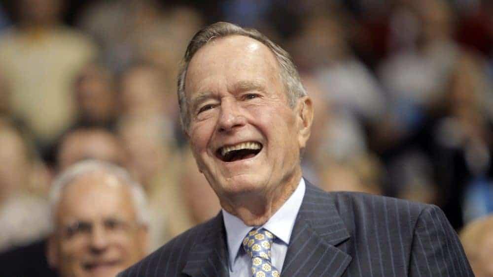 George H.W. Bush quotes