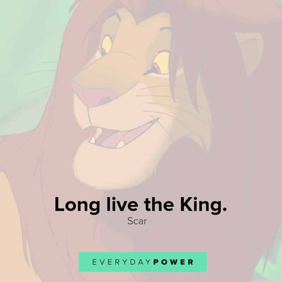 lion king quotes about life