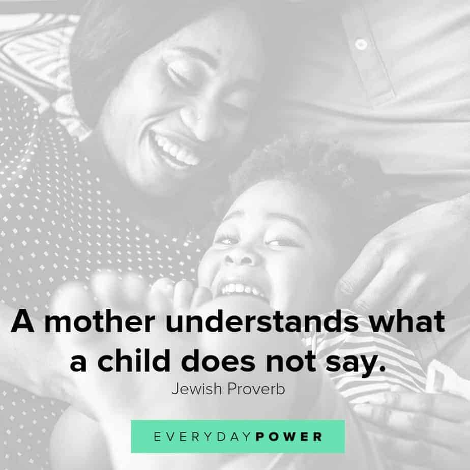 cute mother and son quotes
