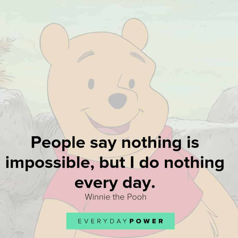 Winnie the Pooh quotes about people