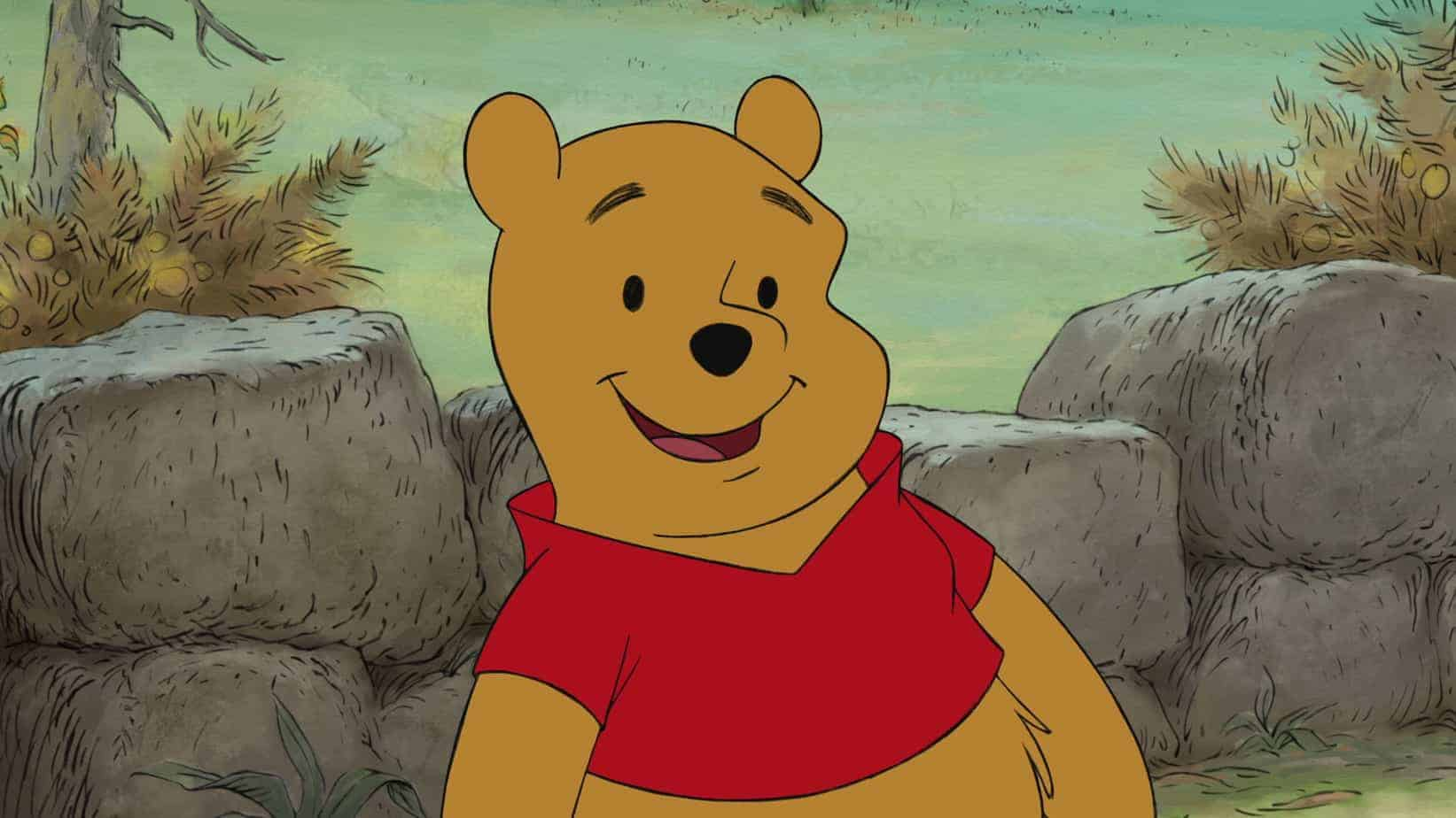 It's just an image of Remarkable Pics of Winne the Pooh