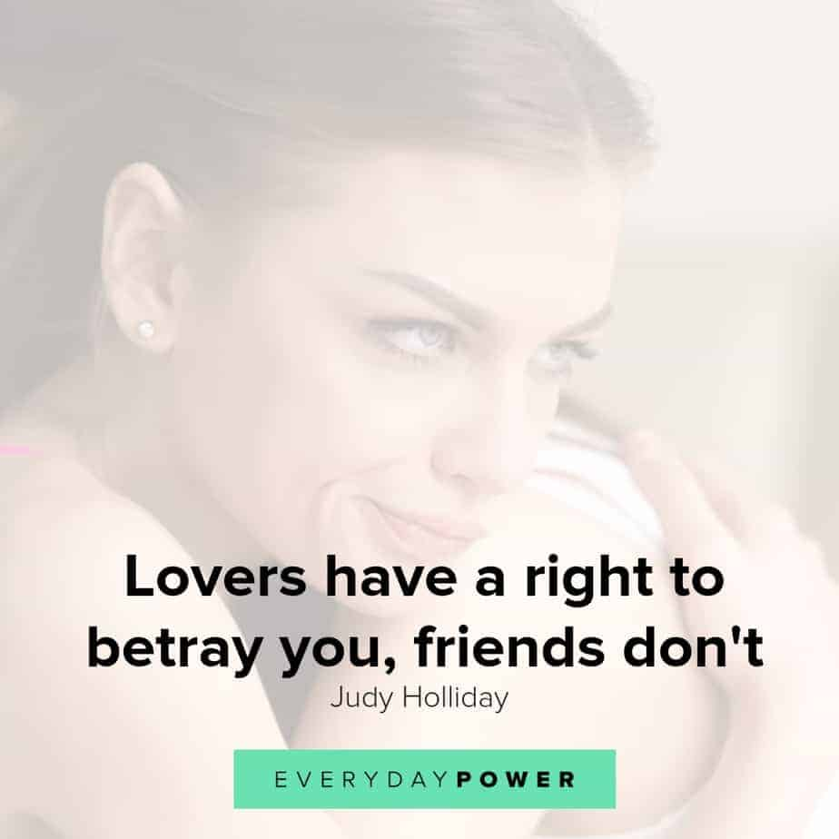 quotes about being betrayed by the one you love