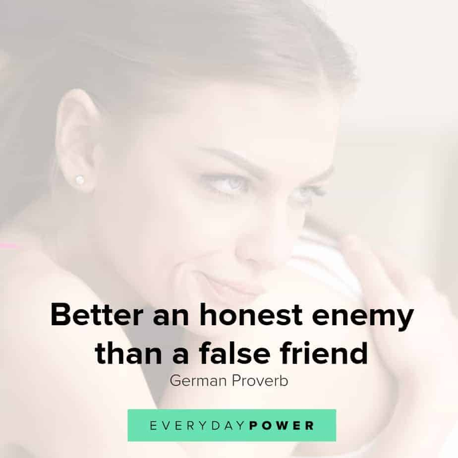 Fake friends quotes for those who betrayed you