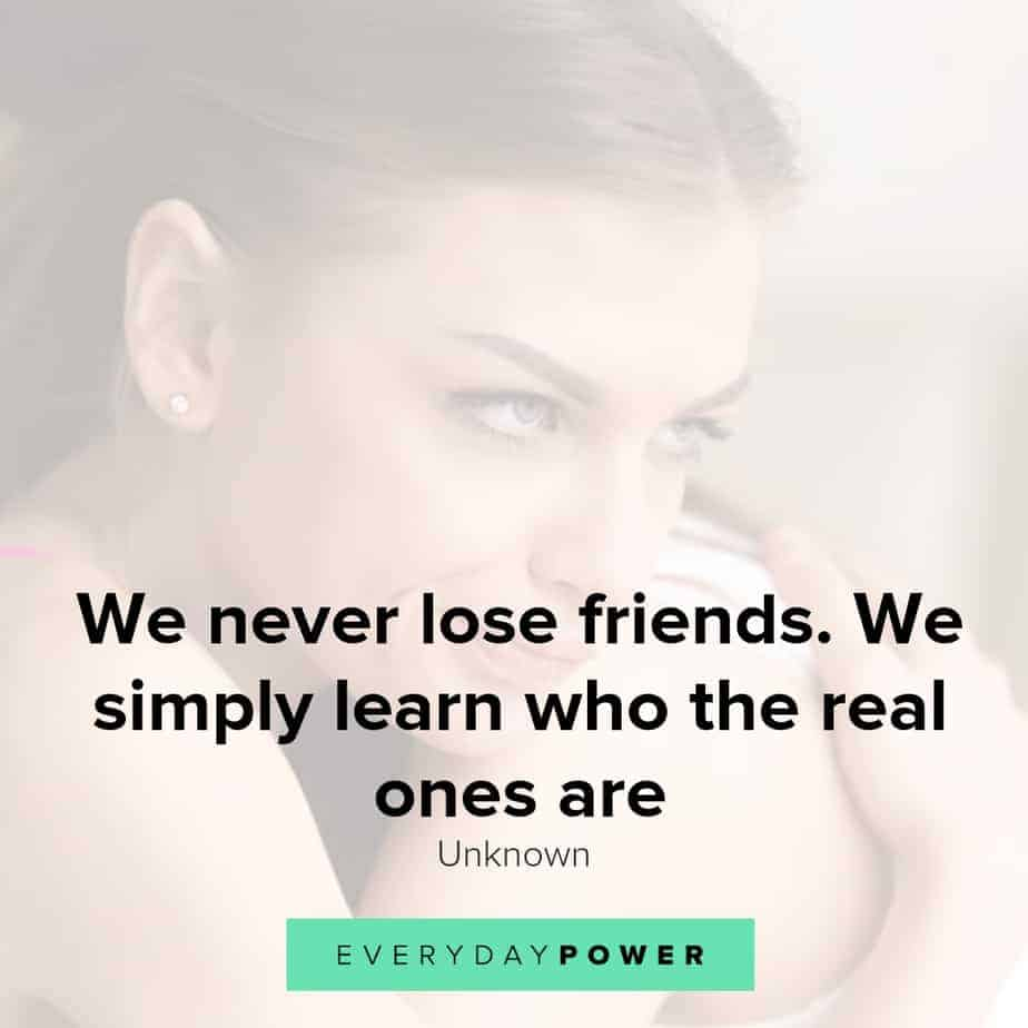 2ab5e22eb70b4 80 Fake Friends Quotes and Fake People Sayings for 2019!